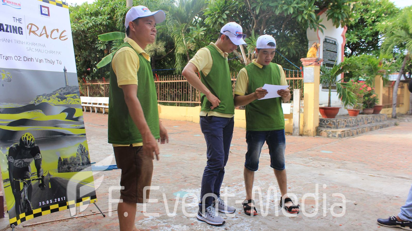 AMAZING RACE CÔNG TY FOCUS
